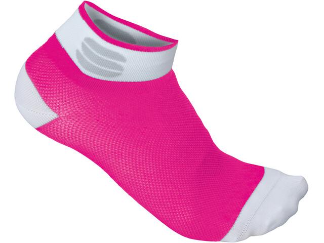 Sportful Pro 5 Socks Women Bubble Gum/White